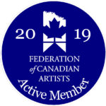 2019 Active Member Federation of Canadian Artists
